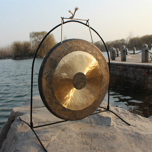 20 Inch 50cm 100% Handmade Chinese Chao Gong With 1 Free Mallet(without Stand)