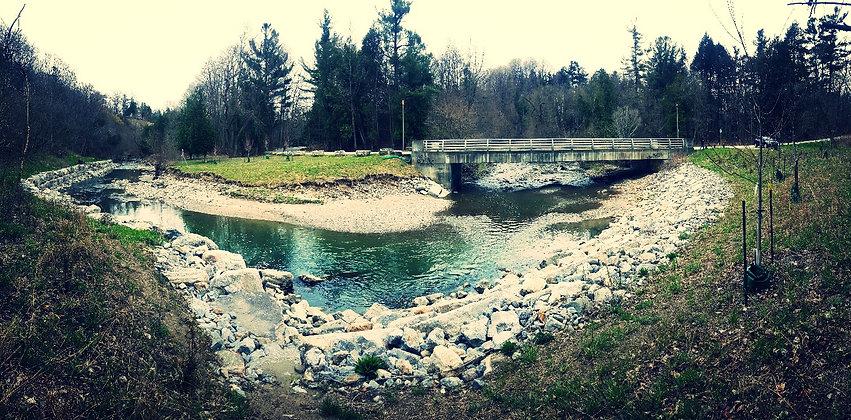 Highland Creek Erosion Control