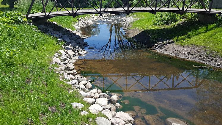 Goodman Creek Channel Restoration