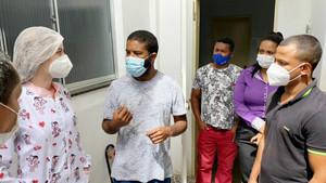 Ubaitaba recebe visita de Técnicos do Plano Intermunicipal de Resíduos Sólidos