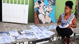 CENSO CULTURAL DESCOBRE ARTISTA QUE TRABALHA ARTE COM PAPELÃO