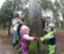 forest playgroup, free outdoor play