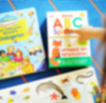 learning german with kids, integration