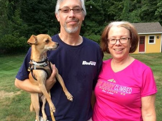 Little Hercules Is Going Camping With His New Family!