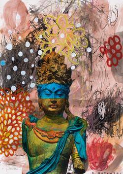 Quan Yin Series - Blue Mind