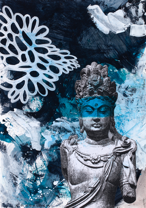 Quan Yin Series: Ocean of Kindness