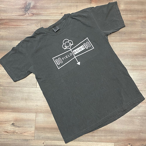 Grey Field Rows Classic Tees