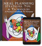 Meal Planning Strategies Tips & Techniqu