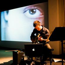 Trash TV Trance by Fausto Romitelli, with OOOPStudio video premiere. October 2012, Reggio Emilia - Italy