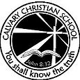 Calvary Christian School's Old Logo