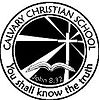 Calvary Christian School's Old Logo