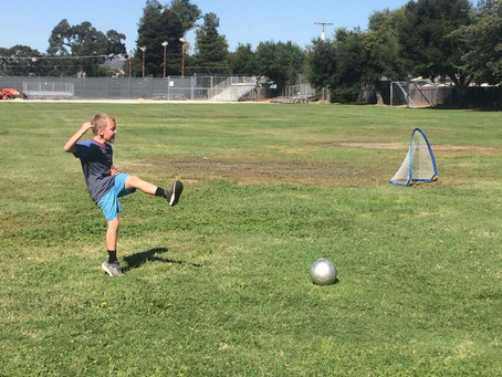 Sports Day - Soccer: Week 5