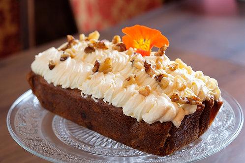 Cream Cheese Iced Carrot Cake