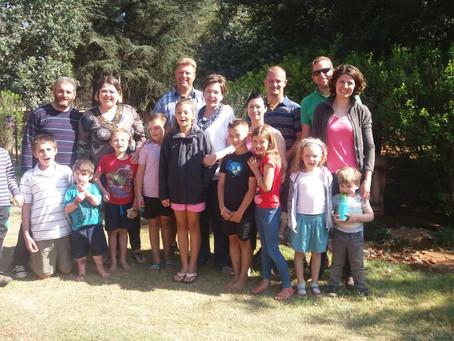 2016 Gathering in Springs, Gauteng