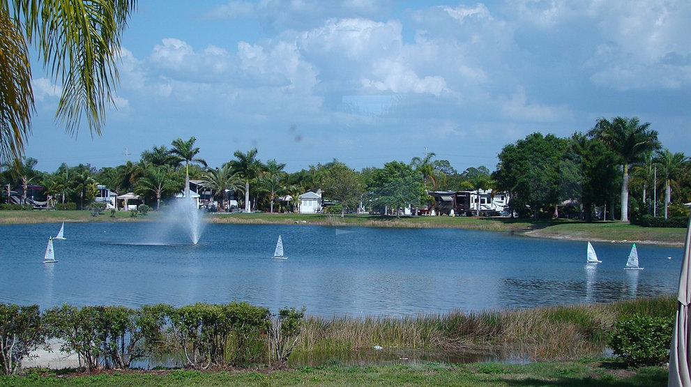 Cypress Woods Rv Resort Fort Myers Fl