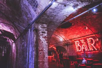 Ash pits bar