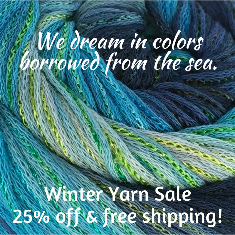 Winter Yarn Sale