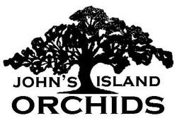 Logo for John's Island Orchids