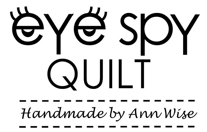 Logo for Eye Spy Quilts