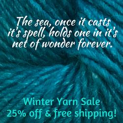 Winter Yarn Sale
