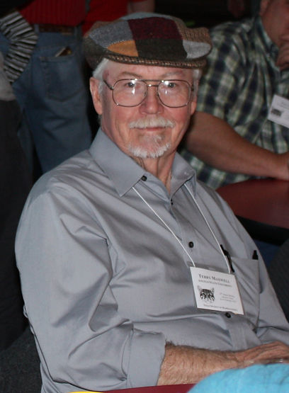 Terry Maxwell in 2010