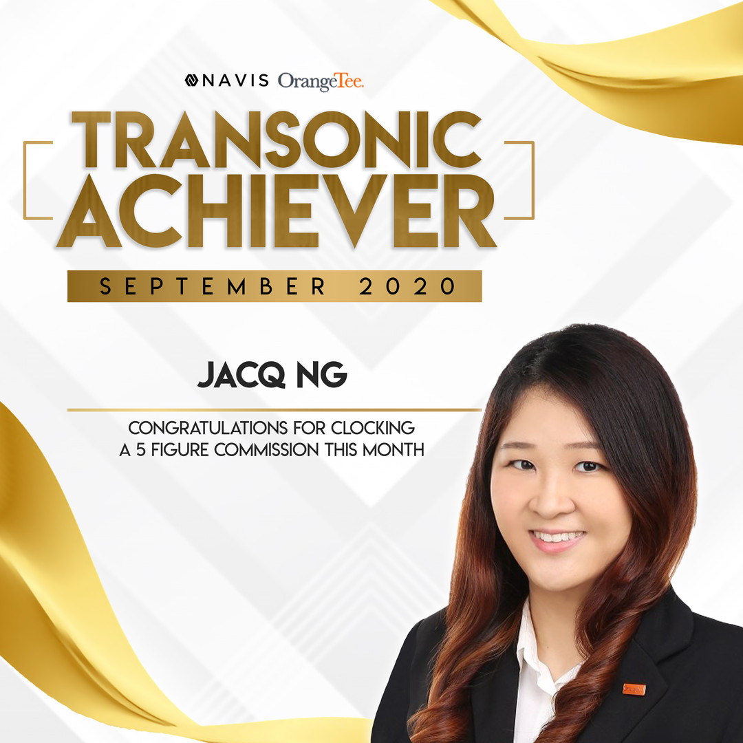 Good Property Agent Jacq Ng