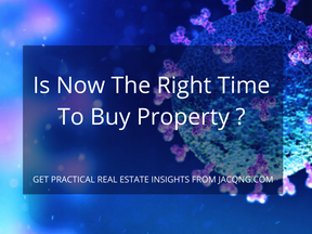 Is Now The Right Time To Buy Property?