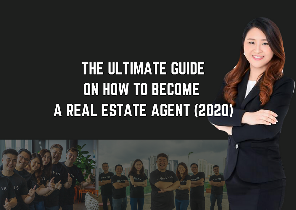 The Ultimate Guide on How to Become A Real Estate Agent (2020)