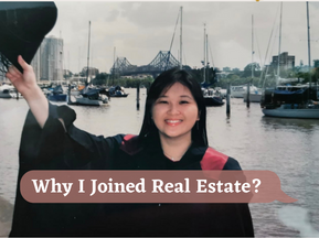 Why I Joined Real Estate?