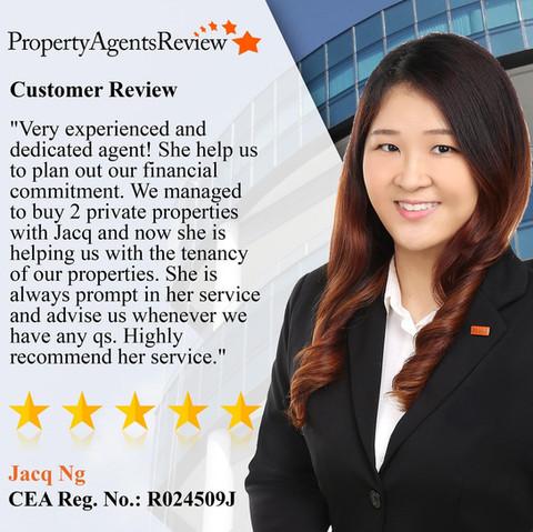 Jacq Ng Good Property Agent Tiong Bahru.