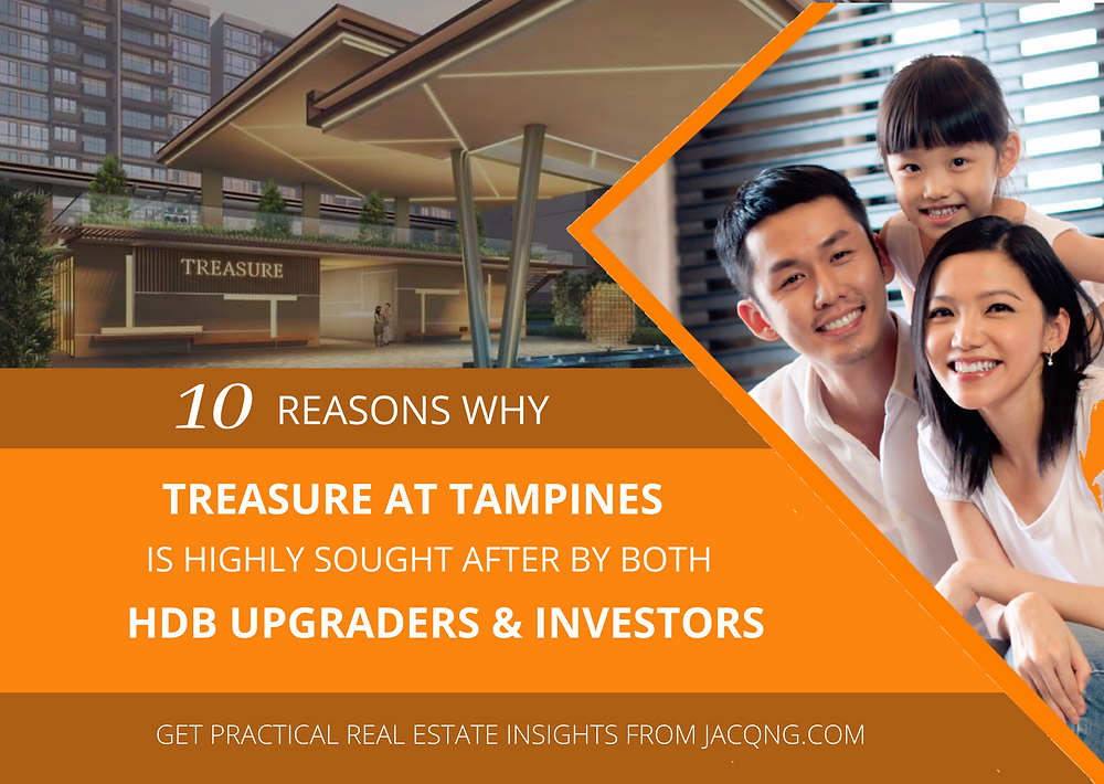 10 Reasons Why Treasure At Tampines Is Highly Sought After By Both HDB Upgraders And Investors