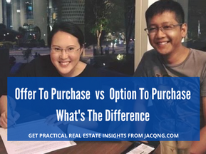 Offer To Purchase Vs Option To Purchase: What's The Difference