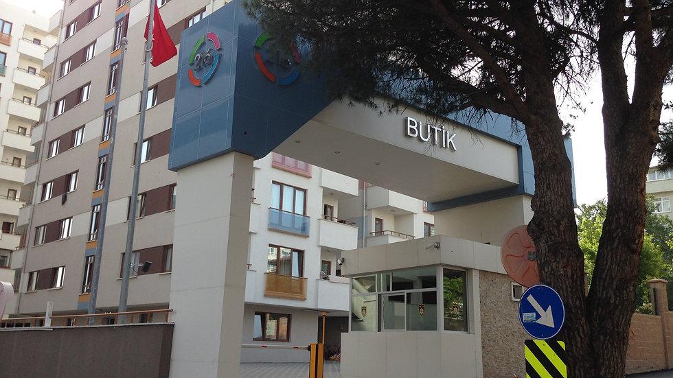 Taşdelen 216 Butik Çekmeköy Sitesi 110 M2 2+1 Satılık LüksDaire