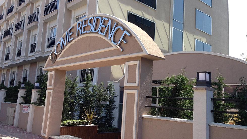 Dome Residence Çekmeköy 1+1 Kiralık 92 M2 Brüt Eşyalı Mobilyalı