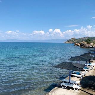 Mavi Bayraklı Plajı