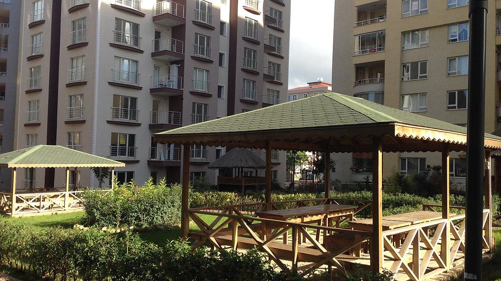 Teras Çekmeköy Satılık Brüt 230 M2 Bahçe Dubleksi