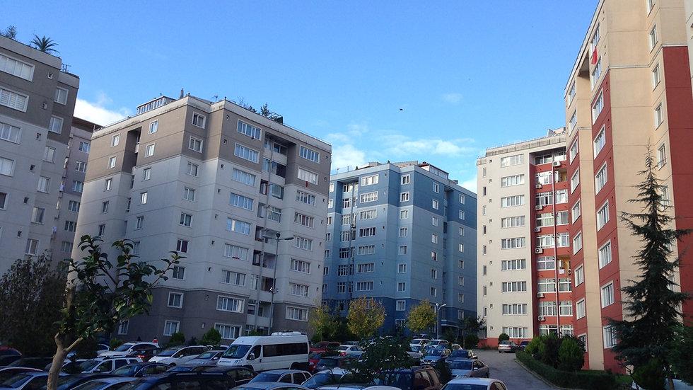 Taşdelen Evleri Sitesi Satılık Çatı Dubleks 292m2