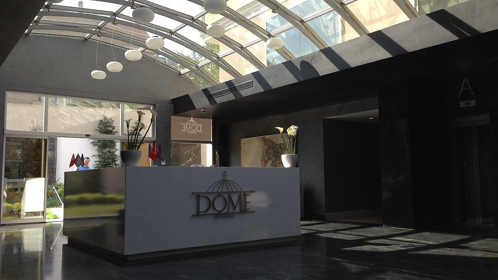 Dome Residence Çekmeköy 1+1 Kiralık 92 M2 Brüt