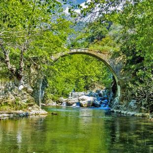 Kaz Dağları Yeşilyutr Köyü