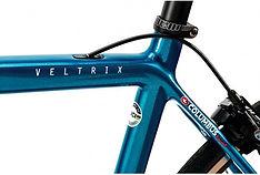Cinelli Veltrix blue-in-green