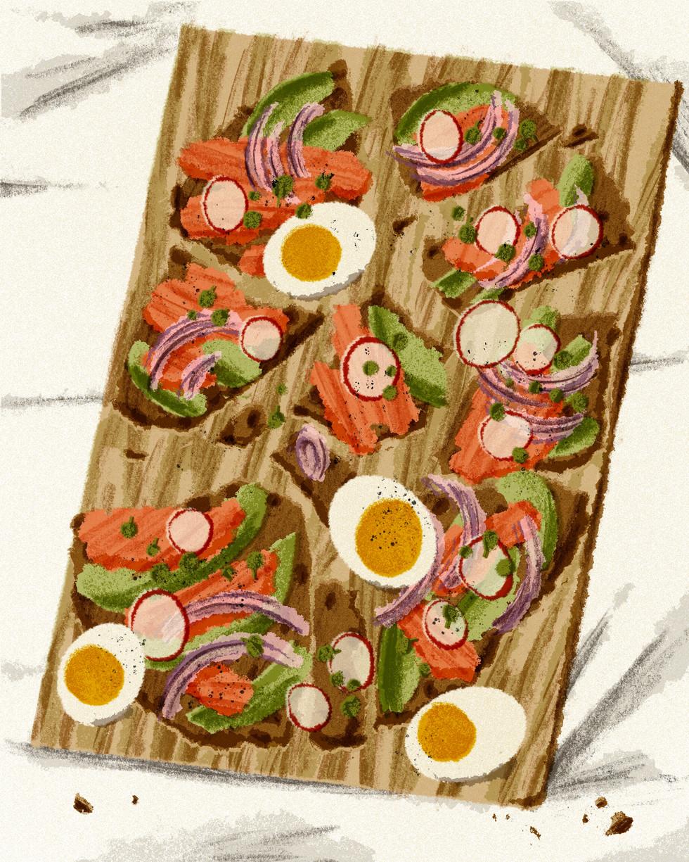 Lunch Board