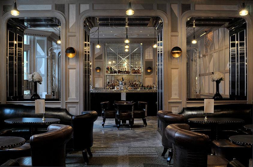 Connaught bar,London