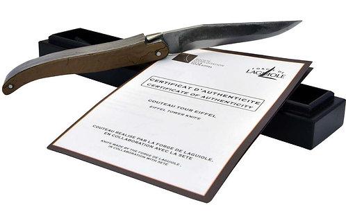 коллекционный нож laguiole