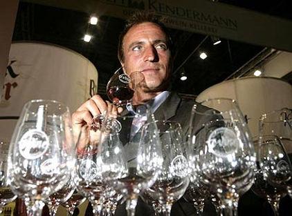 Давид Жинола винодел