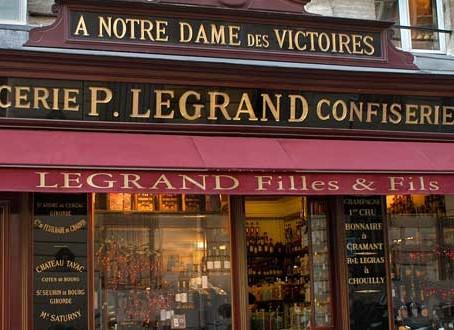 Контрольный пакет акции легендарного винного магазина Legrand Filles ET Fils в Париже продан японски