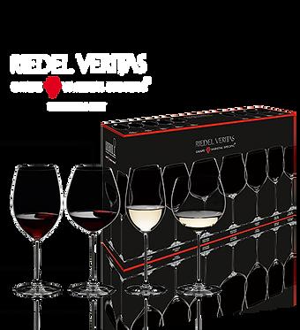 Дегустационный набор бокалов Riedel серия Veritas - 4 шт.
