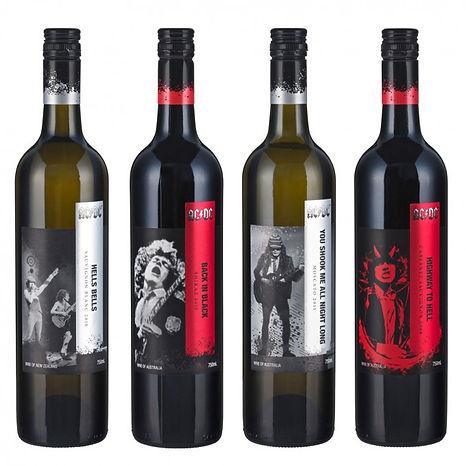 Вино рок-группы AC/DC
