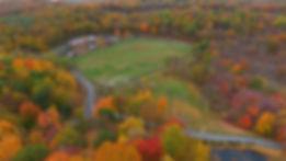 На фото: Ферма Мадава с высоты птичьего полета