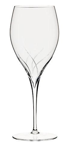 Хрустальный бокал ручной работы Italesse