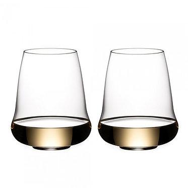 Бокал для вина SL Riedel Stemless Wings Riesling/Sauvignon/Champagne купить